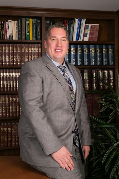 Attorney Andre Laubach